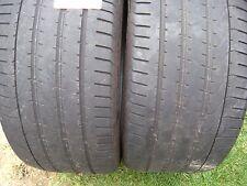 2 295 35 21 107Y Pirelli Pzero Tires 4-5/32 1dF