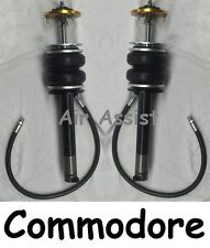 1pr BOSS FRONT Air Bag over struts Suspension kit - Holden Commodore & Statesman