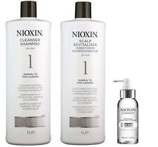 NIOXIN Thickening/Volumizing Shampoos & Conditioners