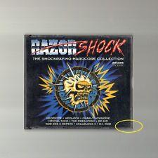 Razor Shock - 2CD Box - HARDCORE GABBER ACID