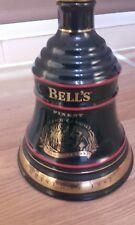 wade bells whisky decanter 1992 empty