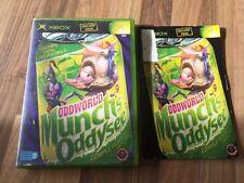 Xbox :    ODDWORLD    MUNCH'S ODDYSEE          PAL FR