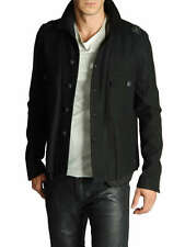 DIESEL BLACK GOLD JOKERMAN BLACK JACKET SIZE L 100% AUTHENTIC