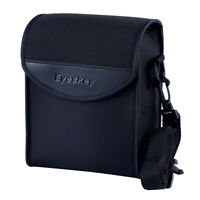 1x Universal Compact Black Roof Binoculars Case Cover Bag Accessories Kit