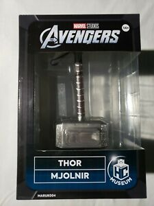 Marvel Studios Avengers Thor Mjolnir Replica Hero Collector Museum Eaglemoss