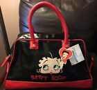 NEW Betty Boop Signature product Betty Boop Bowling Duffle Bag