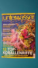 Unterwasser Oktober 2017 Das Tauchmagazin ungelesen 1A abs. TOP