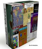 Retro PC computer games for kids and adults alike Superb collection great value
