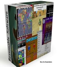 PC computer games for kids and adults alike Superb collection great value DVD