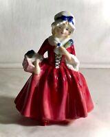"Royal Doulton Lavinia 5"" Figurine"