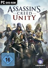 Ubisoft Assassin's Creed Unity Videogioco 3307215786215 (g4g)