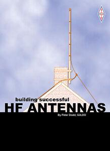 Building Successful HF Antennas - Amateur / Ham Radio Aerials Book