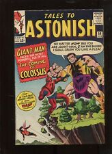 Tales To Astonish #58 (6.5) The Coming Of Colossus