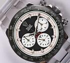 Rolex Daytona 116520 Cosmograph Steel 40mm Watch-Paul Newman Dial-Ceramic Bezel