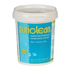 Puriclean 400g Water Purification Treatment Caravan/Boat Water System Cleaner