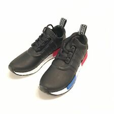 mini sneaker NMD BLACK 3D 1:6 action figure DOLL adidas boost real laces M46-01
