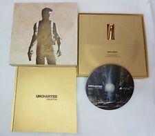 Genuine Coleccionistas: Nathan Drake Uncharted la Colección Kit de prensa