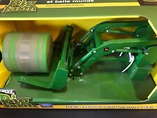 NEW John Deere Bale Mover and Round Bale (TBEK37784)