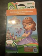 New Leapfrog Leapreader Tag Junior Sophia The First A Princess Thing Disney Rare
