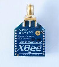 XBee S1 (2 unidades) 013A200 409EAC7F XB 24 -ASI- 001 revD (Sin antenas)