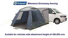 Outwell 110794 MILESTONE Driveaway Awning 2018