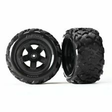 Traxxas LaTrax Premounted Off-Road Monster Truck Tires (2) TRA7672