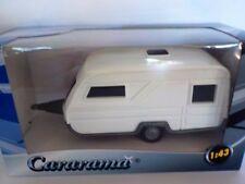 Caravan Multipurpose - White/Grey (Medium) 1:43 Scale Cararama
