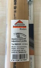 MEISTER Click Anpassungsprofil Übergangs- Ausgleichsprofil 40mm Ahorn 586H/40