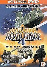 Operation Delta Force 4 - Deep Fault (DVD, 2002)