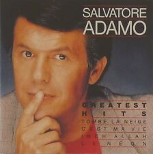 CD-Salvatore Adamo - 20 GREATEST HITS-a395-RAR