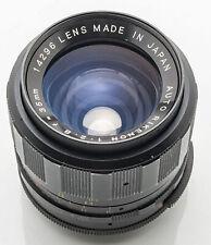 Auto Rikenon 35mm 35 mm 1:2.8 2.8 Lens M42 M 42 Digital