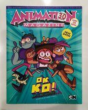 Animation Magazine OK K.O! Let's Be Heroes (2017)