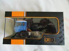 IXO DAF 2600 1970 Échelle 1:43 Camion Miniature - Bleu (TR050)