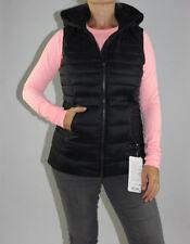 Lululemon Down For It Vest size 4 Black NWT Winter Down Jacket Removable Hood