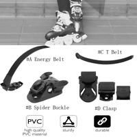 Inline Roller Skate Shoes Energy Belt,Spider Buckle,T Belt,Skate Clasp Accessory