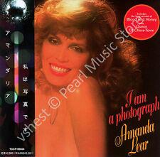 AMANDA LEAR I AM A PHOTOGRAPH CD MINI LP OBI pop new sealed Salvador Dali