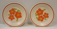 Lenox FIRE FLOWER Bread Plate SET OF 2. More Available