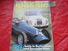 November Classics Transportation Magazines