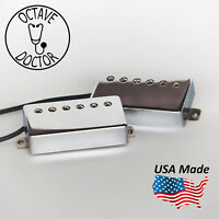 Wraith PAF Humbucker Pickup Set - Handwound - Scatterwound - Alnico 2