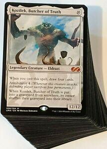 ***Custom Commander Deck*** Kozilek Butcher of Truth, Eldrazi EDH Magic Card