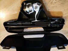 "*NEW Daiwa Minicast Spinning Travel Combo 5pc 4'6"" UL Rod Case MINISPIN"