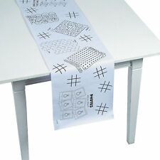 Kids' Games Table Runner - Party Supplies - 1 Piece