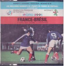 FRANCE / BRESIL - 1978  - FILM SUPER 8 SONORE - FOOTBALL