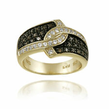 Unbranded Diamond Band Fine Rings