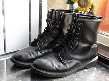 Men's Black SOLOVAIR Vegetarian shoes size UK 11