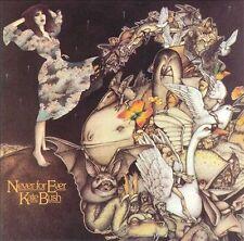 KATE BUSH - NEVER FOR EVER (NEW CD)