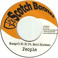 "Mungo's Hi Fi Ft Earl Sixteen - People/Poze Up [7"" VINYL]"
