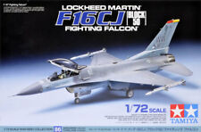 Tamiya 1/72 Lockheed Martin F-16CJ Block 50 Fighting Falcon # 60786