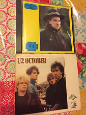 U2 October CD Japan + BONUS The Conversation Disc Series LIMITED EDITION & RARE!