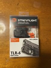 Streamlight TLR-6 Without Laser with White LED - 69283